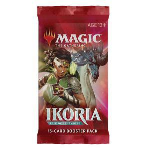 Magic the Gathering: Ikoria Lair of Behemoths Draft Booster Pack