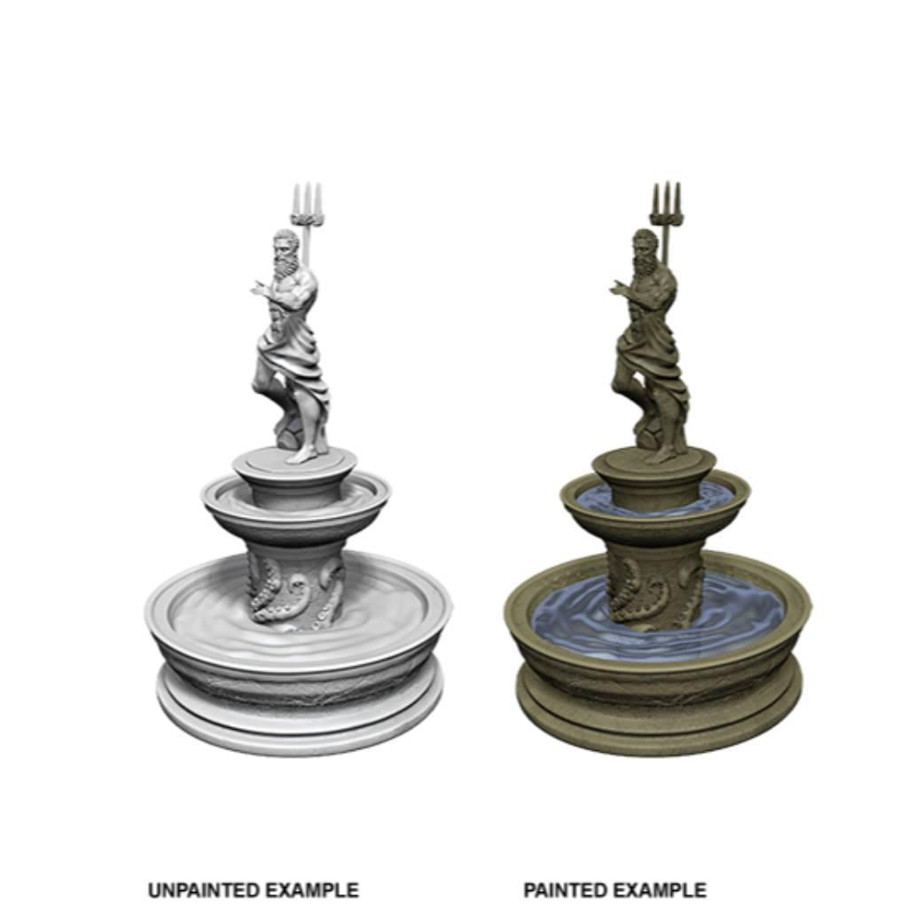 WizKids Unpainted Fountain