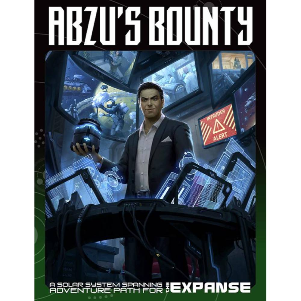 The Expanse Roleplaying Game: Abzu's Bounty Adventure