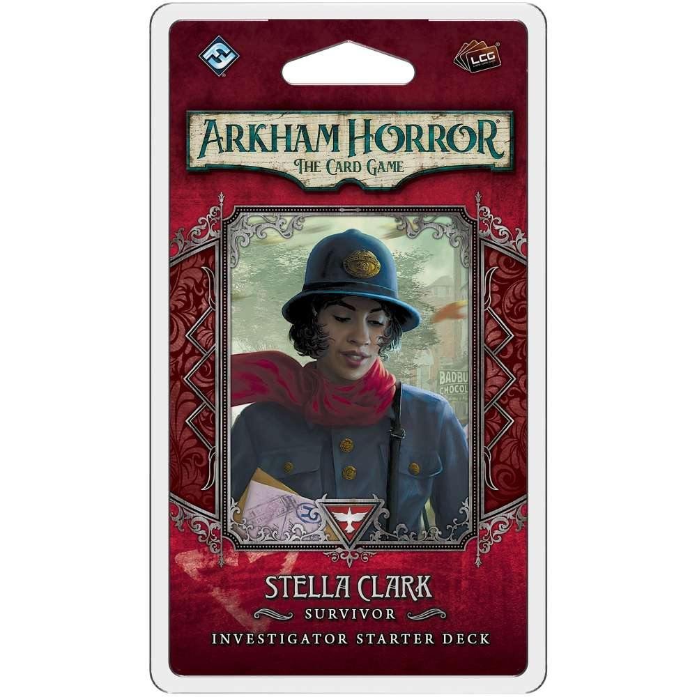 Arkham Horror The Card Game Stella Clark Investigator Starter Deck