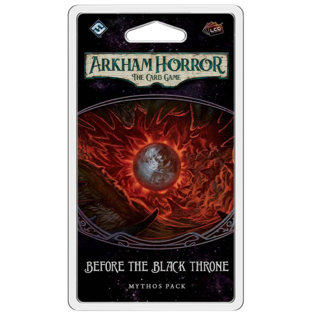 Arkham Horror The Card Game Before The Black Throne