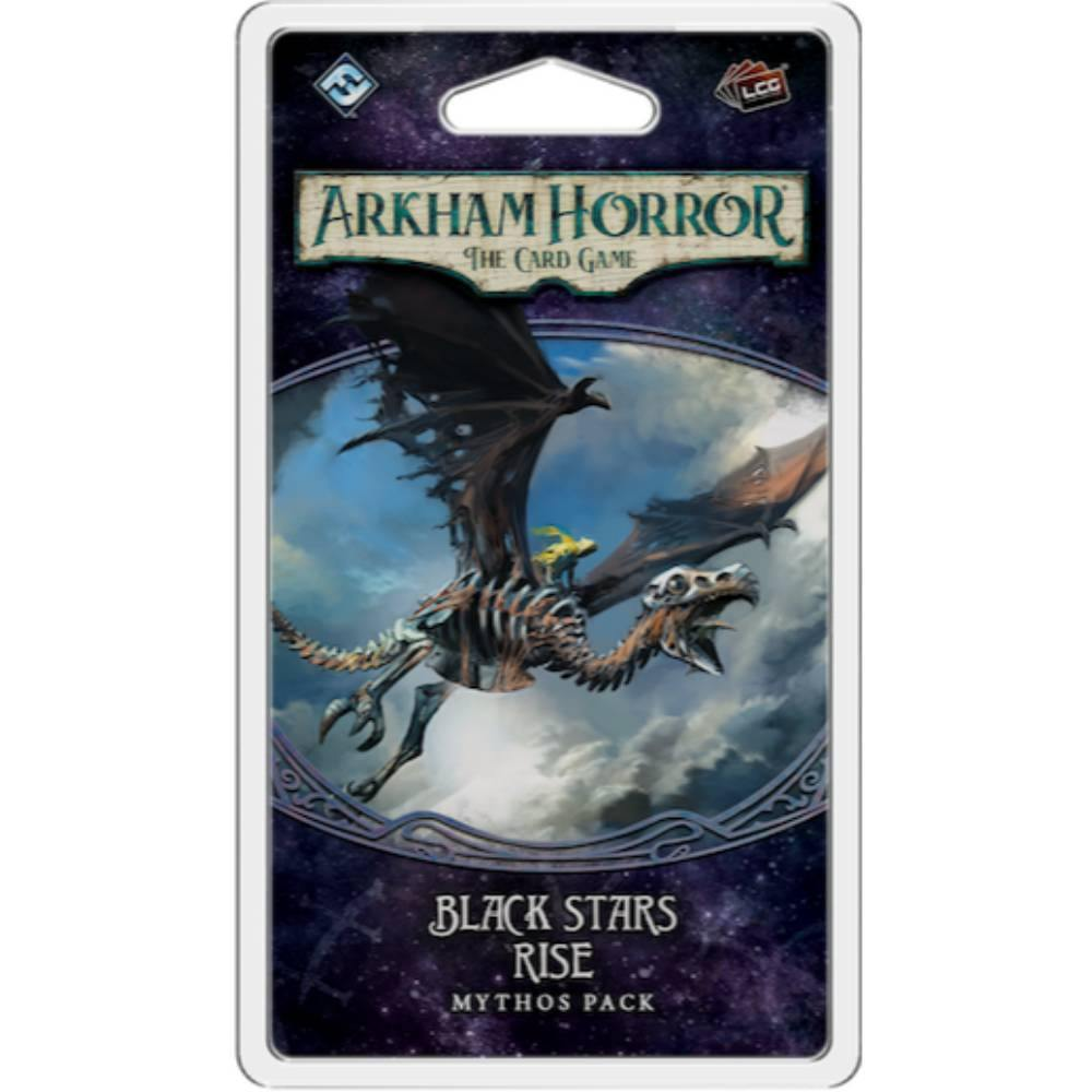 Arkham Horror The Card Game Black Stars Rise - The Haunted Game Cafe
