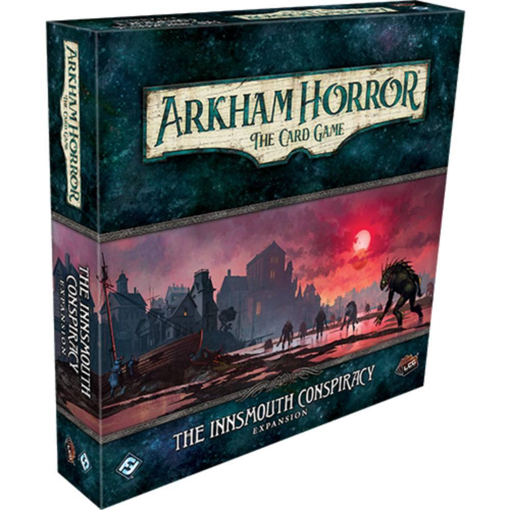 Arkham Horror The Card Game The Innsmouth Conpiracy