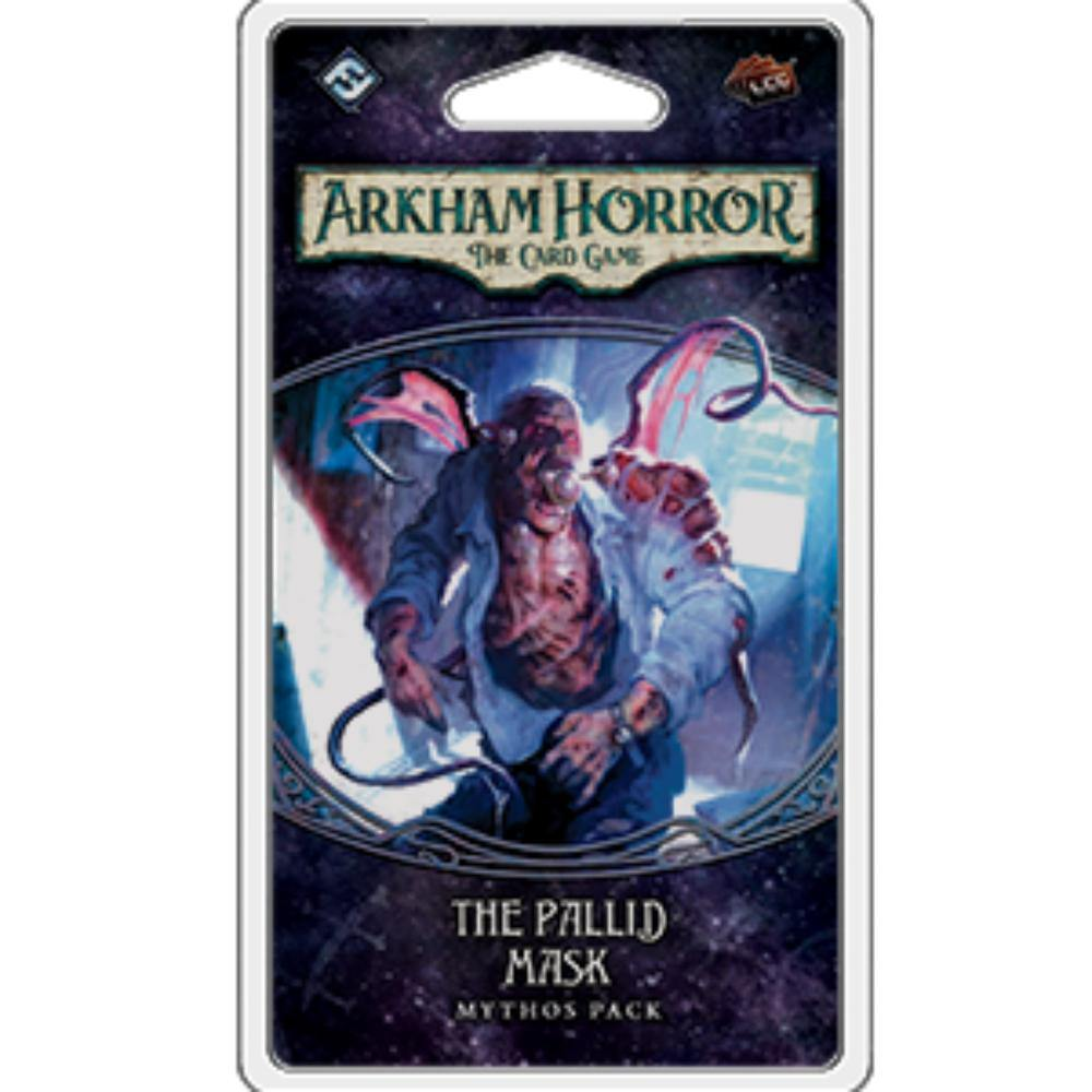 Arkham Horror The Card Game The Pallid Mask