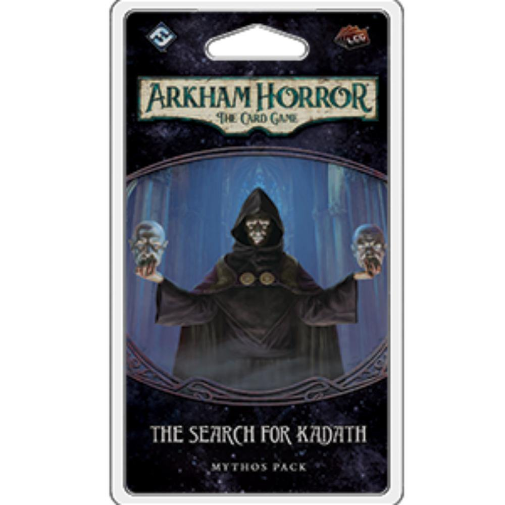 Arkham Horror The Card Game The Search for Kadath - The Haunted Game Cafe