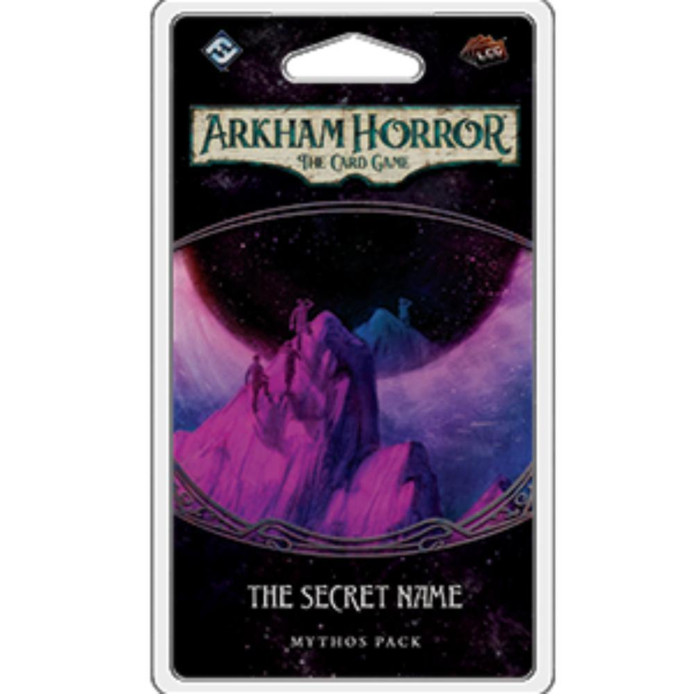 Arkham Horror The Card Game The Secret Name - The Haunted Game Cafe