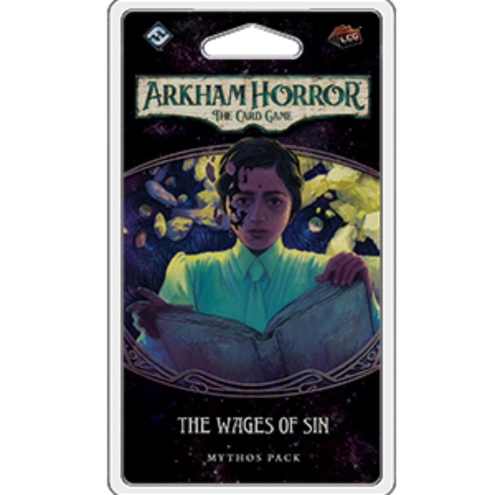 Arkham Horror The Card Game The Wages of Sin - The Haunted Game Cafe