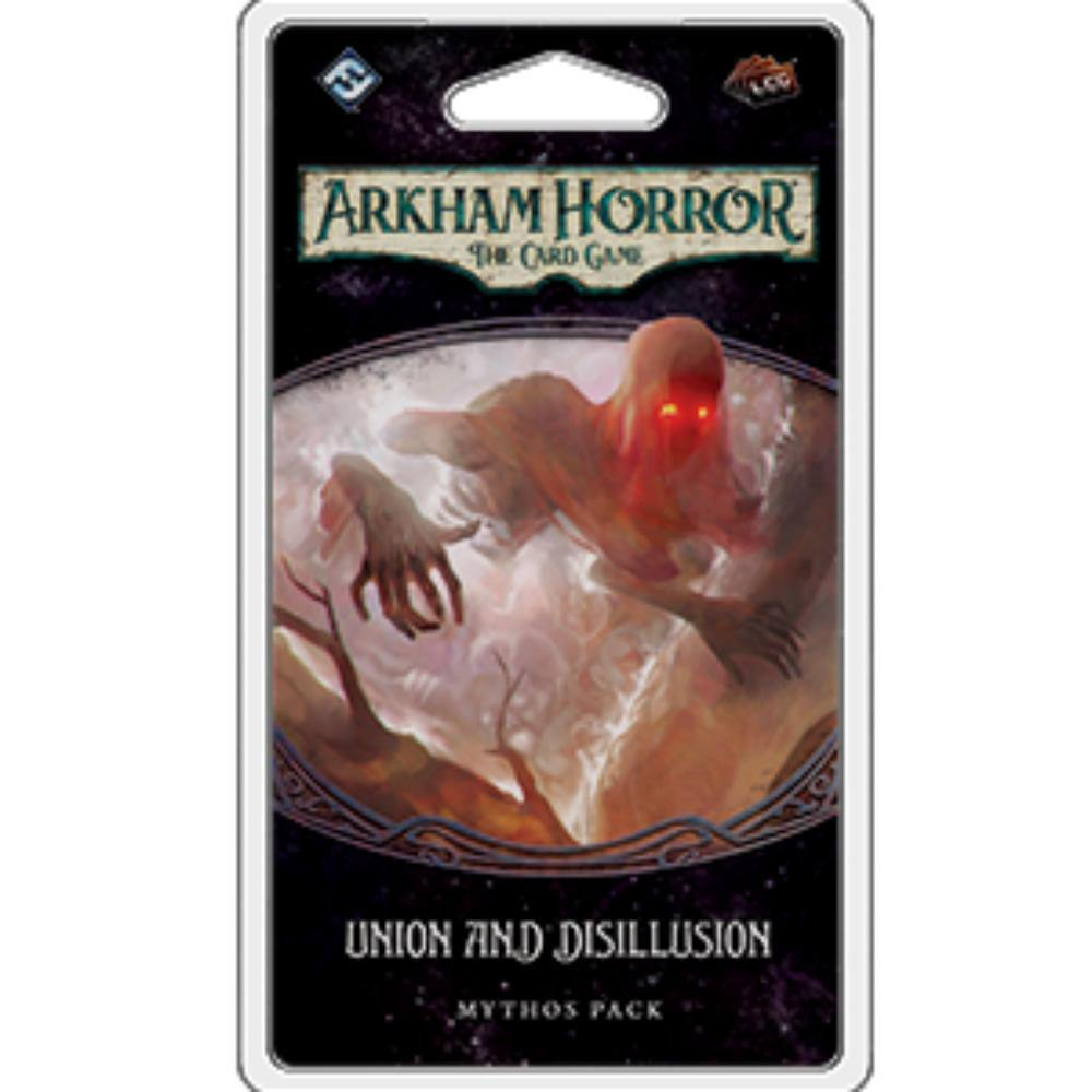 Arkham Horror The Card Game Union and Disillusion