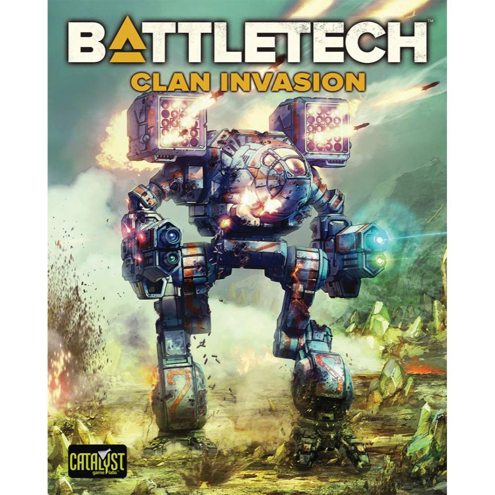 Battletech Clan Invasion Box