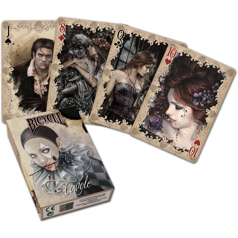 Bicycle Favole Playing Cards - The Haunted Game Cafe