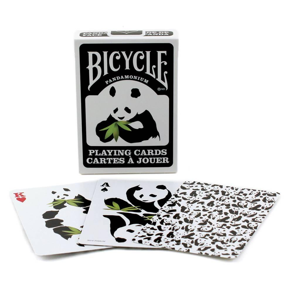 Bicycle Pandamonium Playing Cards