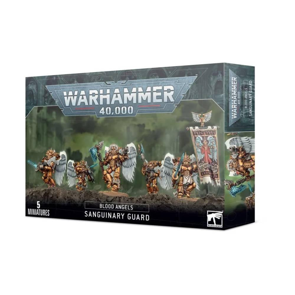 Warhammer 40,000 Blood Angels Death Sanguinary Guard