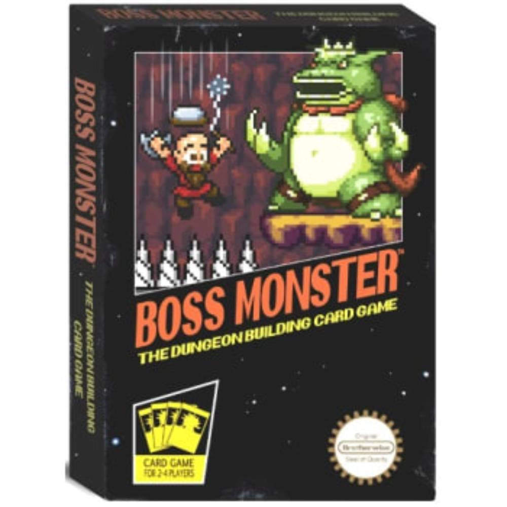 Boss Monster Master of the Dungeon