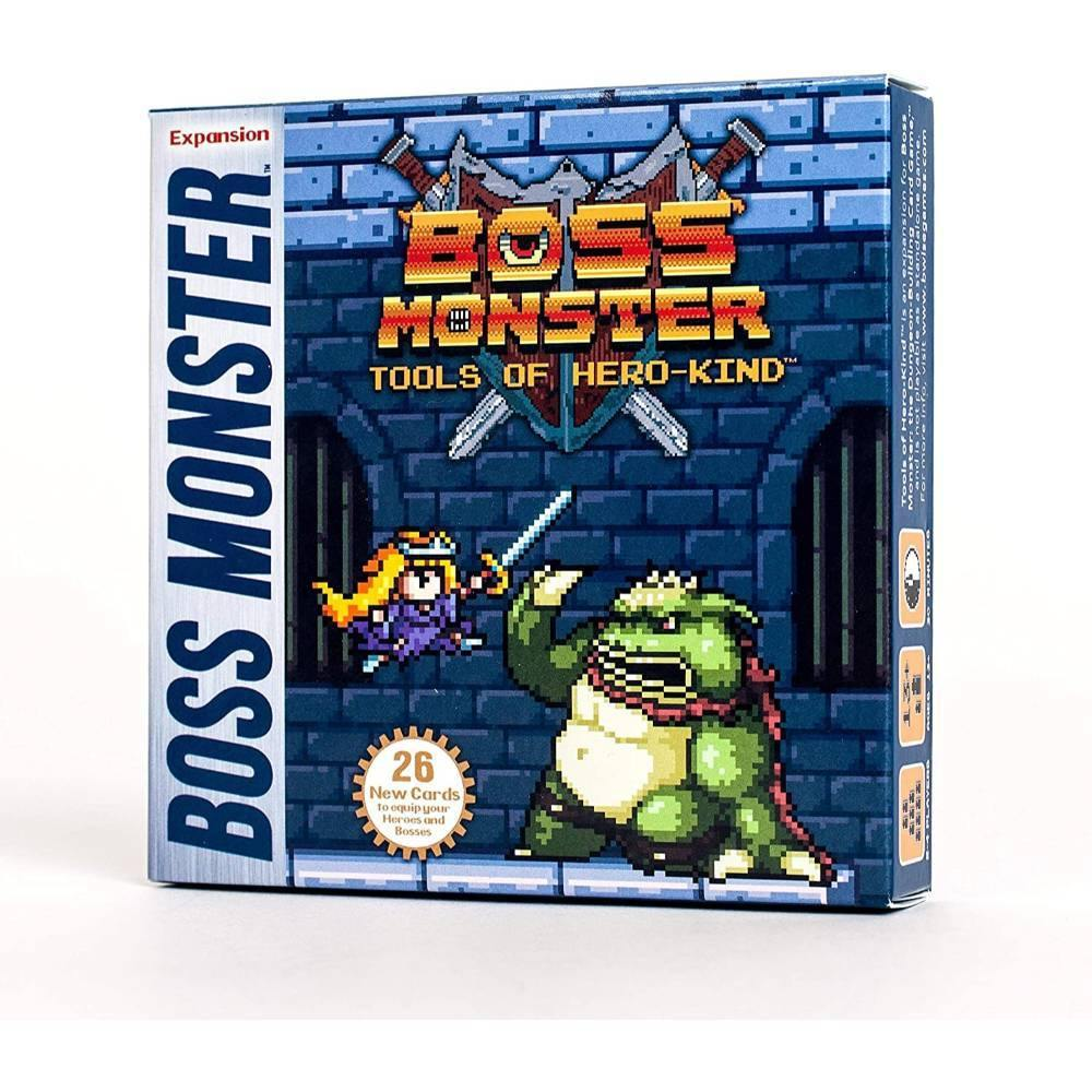 Boss Monster Tools of Hero-Kind Expansion - The Haunted Game Cafe
