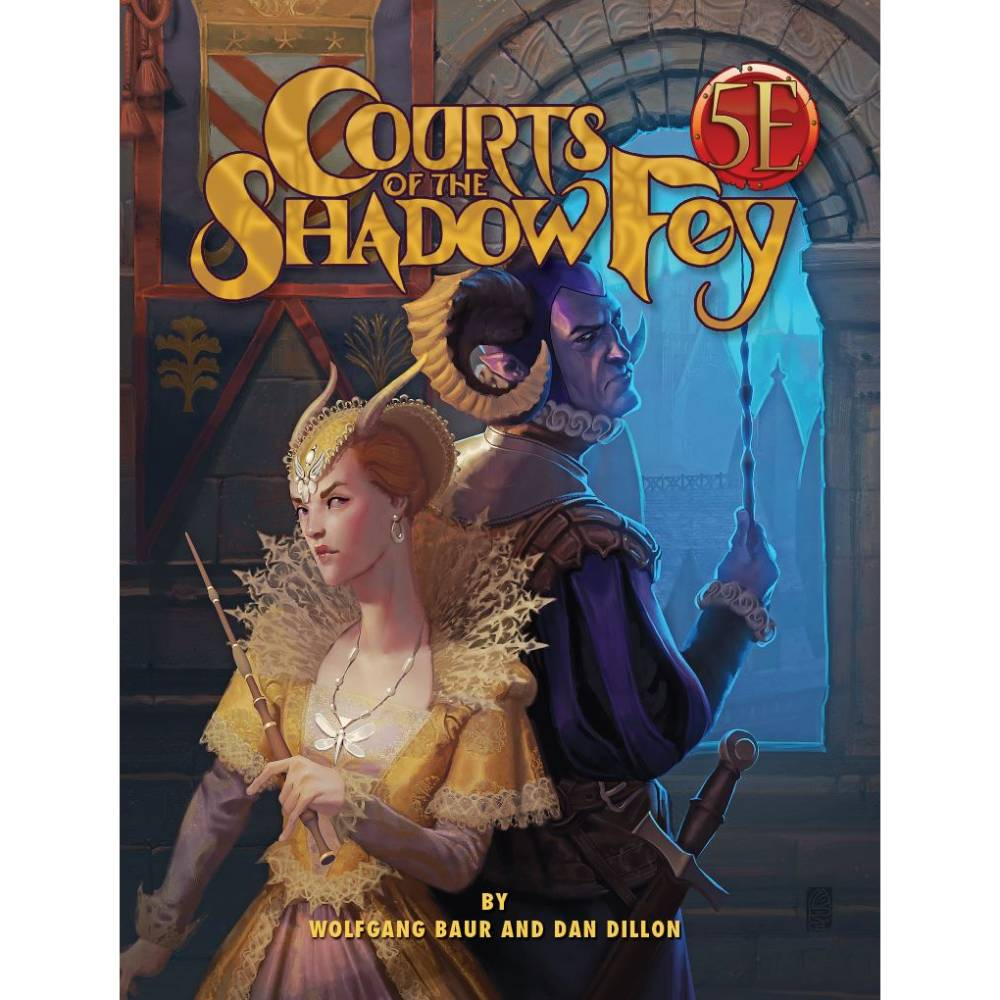 Dungeons & Dragons Courts of the Shadow Fey