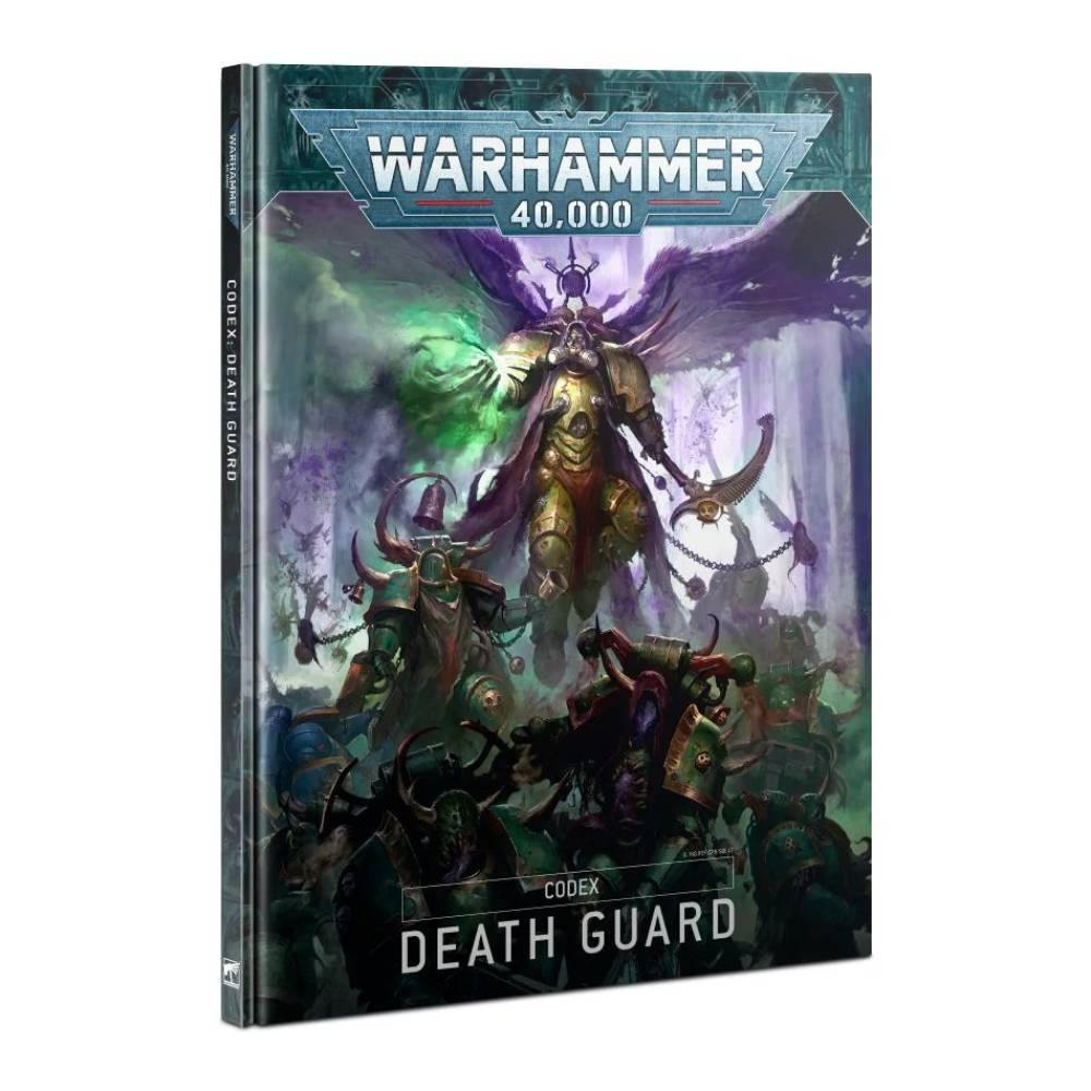 Warhammer 40,000 Codex Death Guard