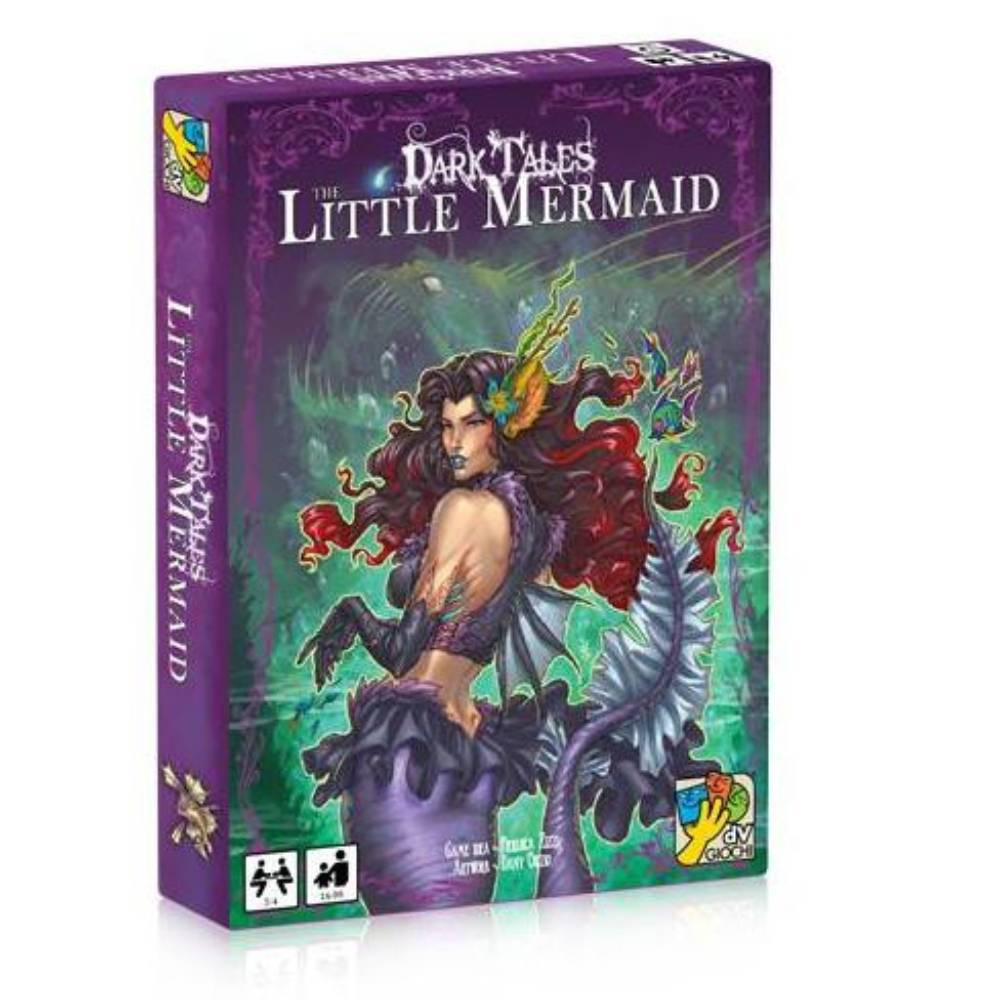 Dark Tales The Little Mermaid