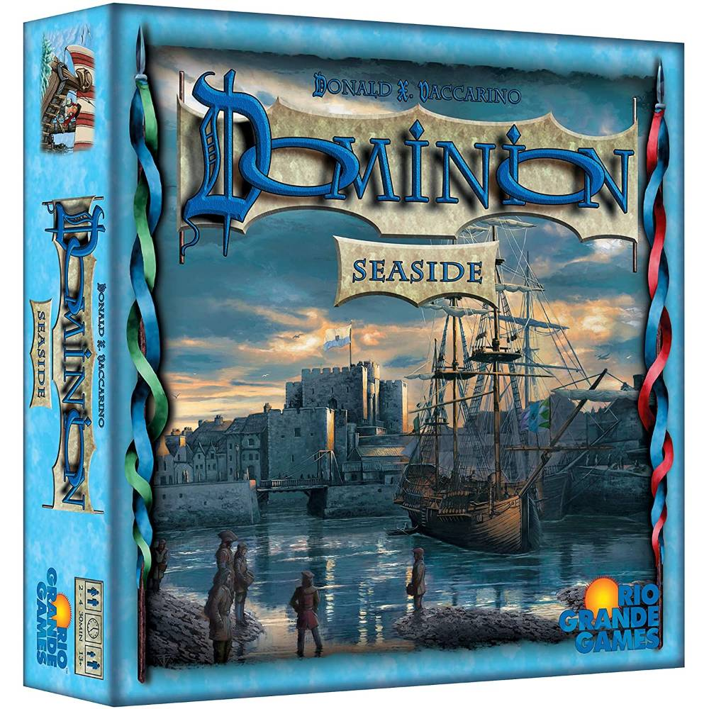 Dominion Seaside Expansion
