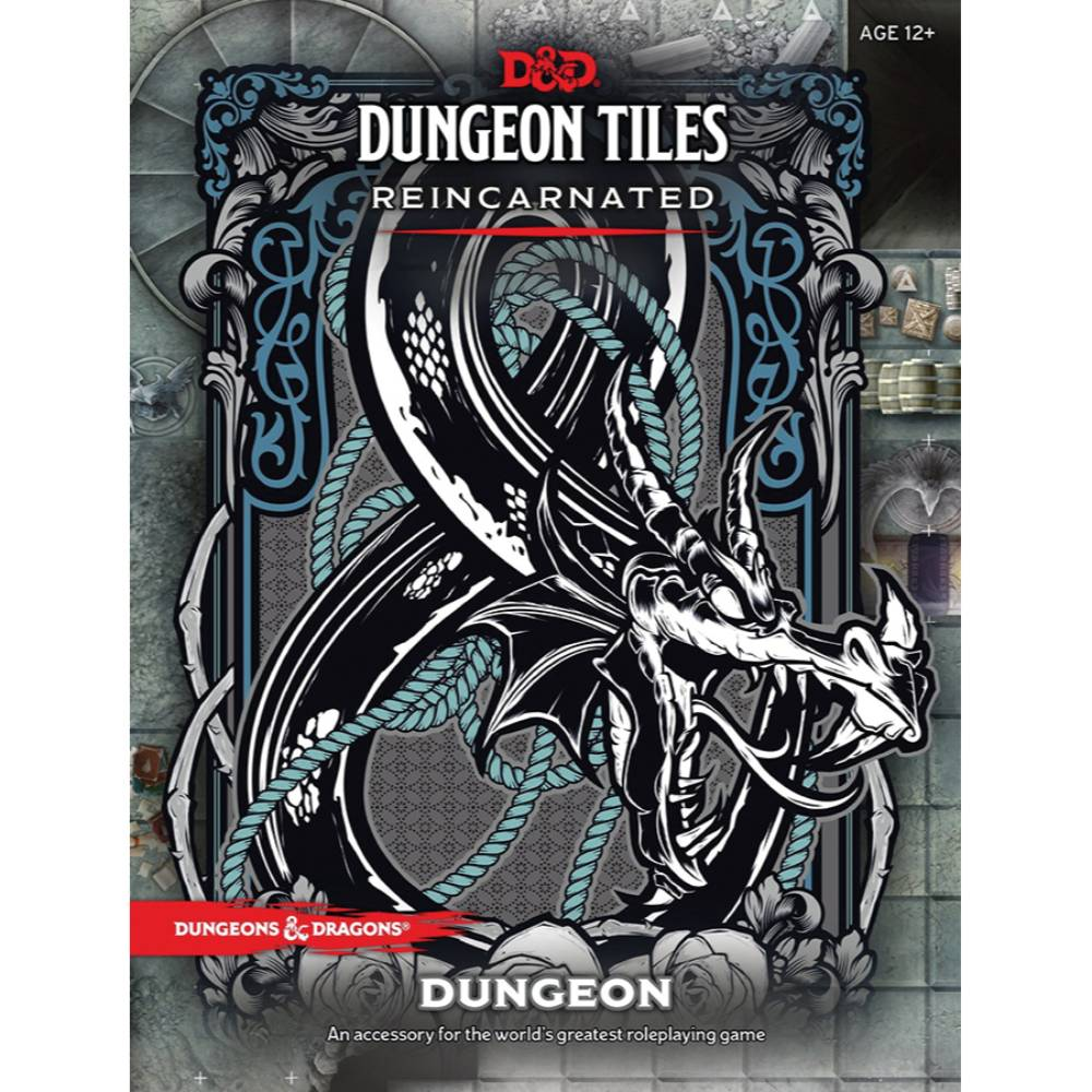 Dungeons & Dragons Dungeon Tiles Reincarnated - Dungeon