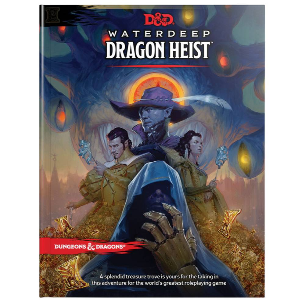 Dungeons & Dragons Waterdeep - Dragon Heist