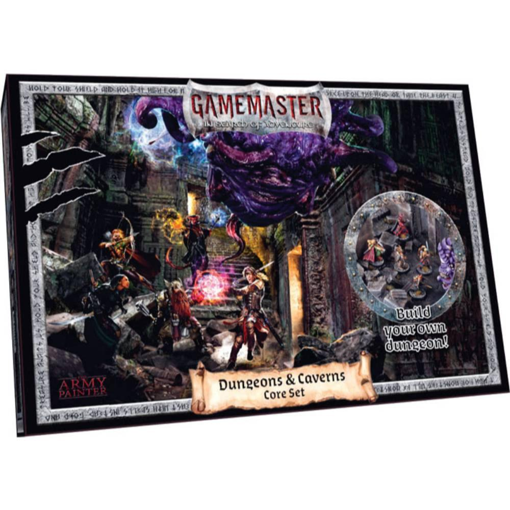 Gamemaster Dungeons & Caverns Core Set