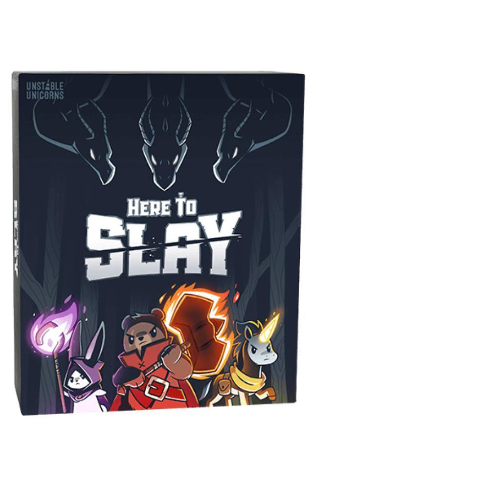 Here to Slay - The Haunted Game Cafe