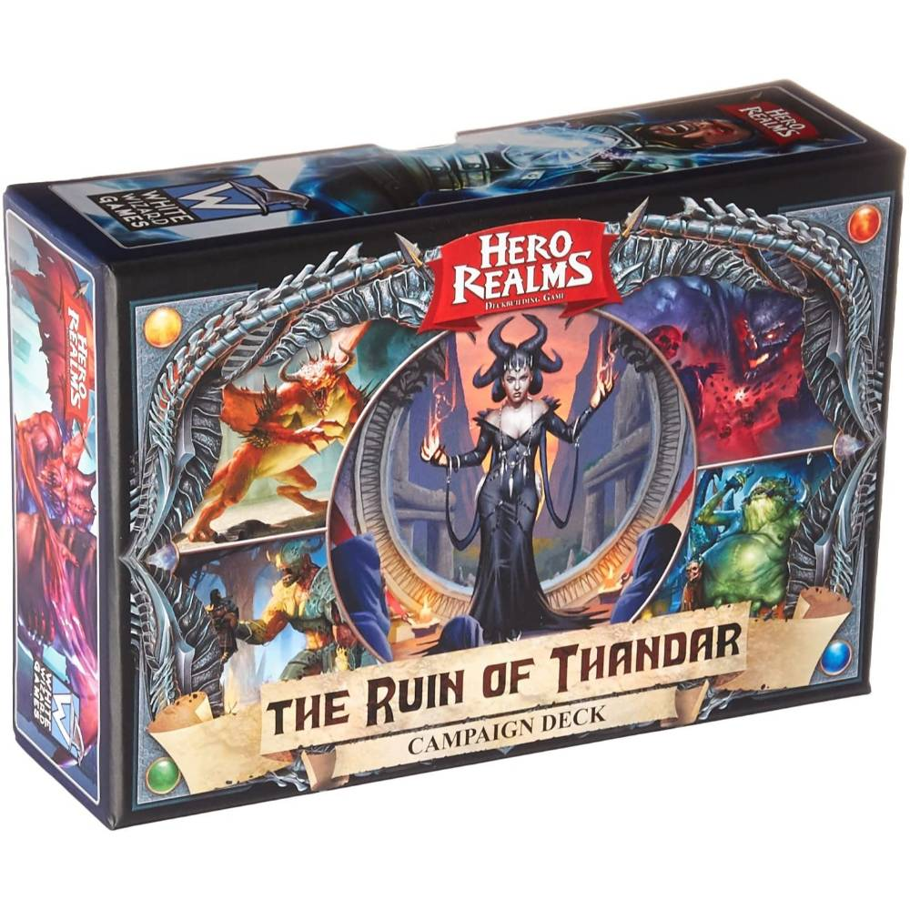 Hero Realms The Ruin of Thandar - Campaign Deck
