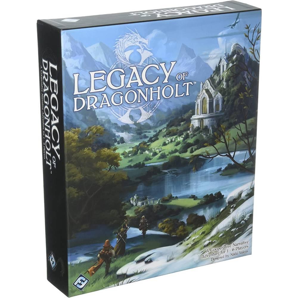 Legacy of Dragonholt
