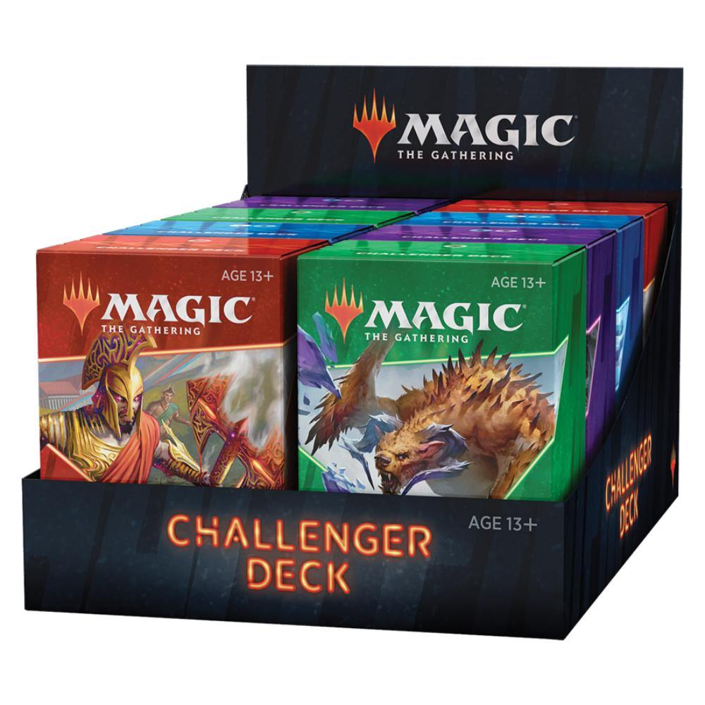Magic the Gathering: Challenger Deck 2021 - The Haunted Game Cafe