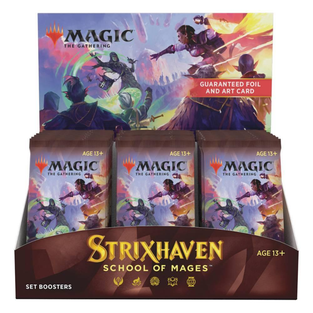 Magic the Gathering: Strixhaven SET Booster Box (30)