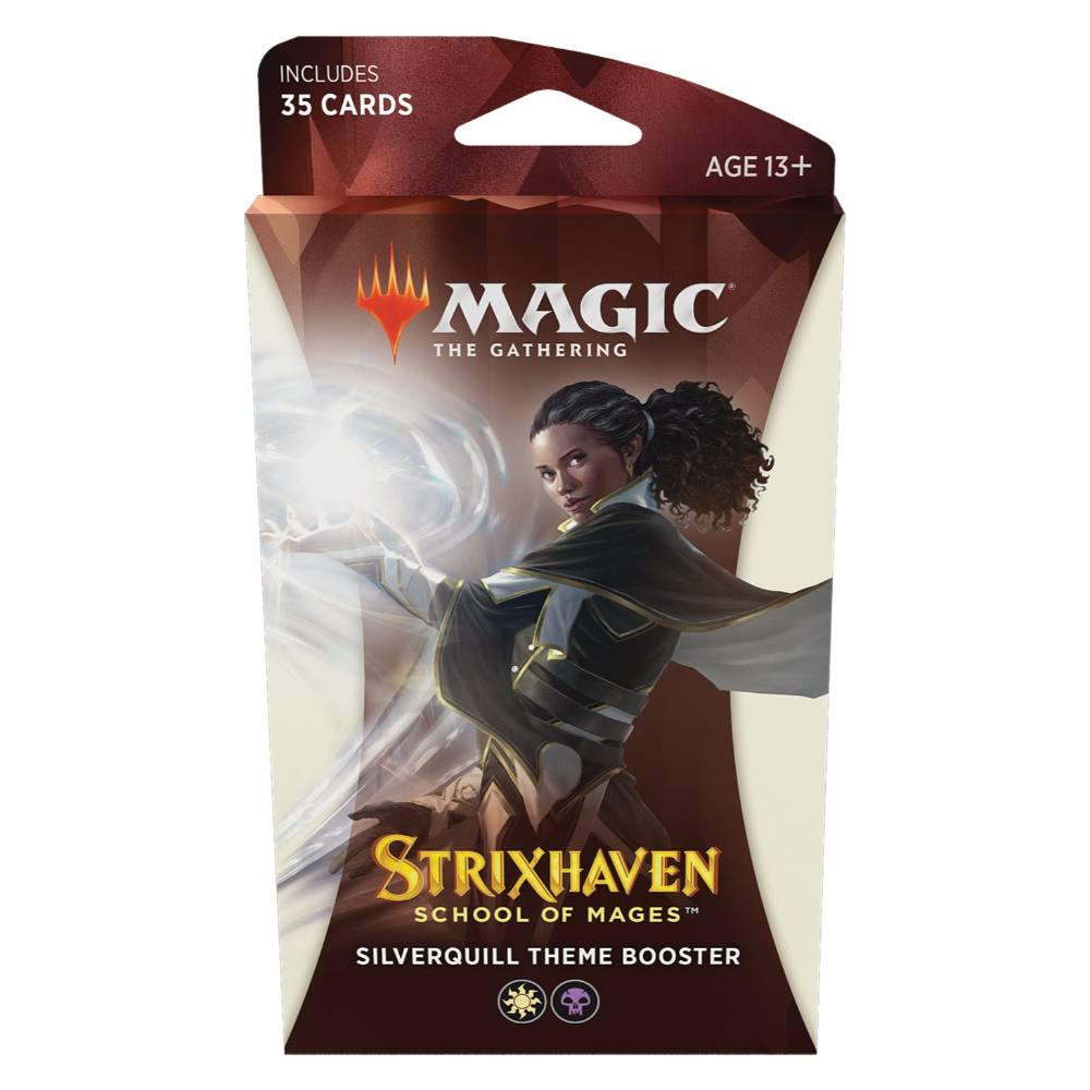 Magic the Gathering: Strixhaven THEME Booster Pack - PREORDER