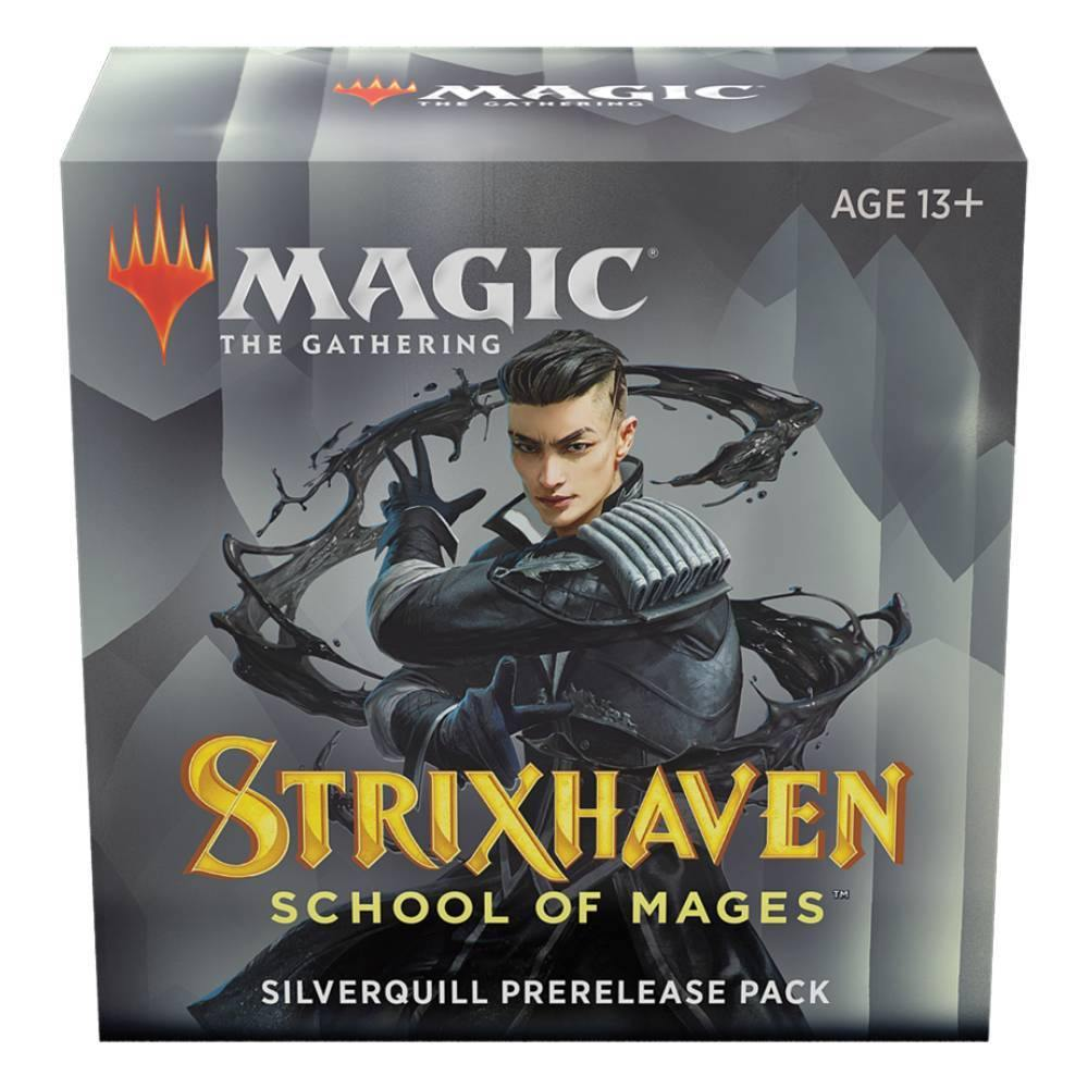 Magic the Gathering: Strixhaven Prerelease Pack - The Haunted Game Cafe