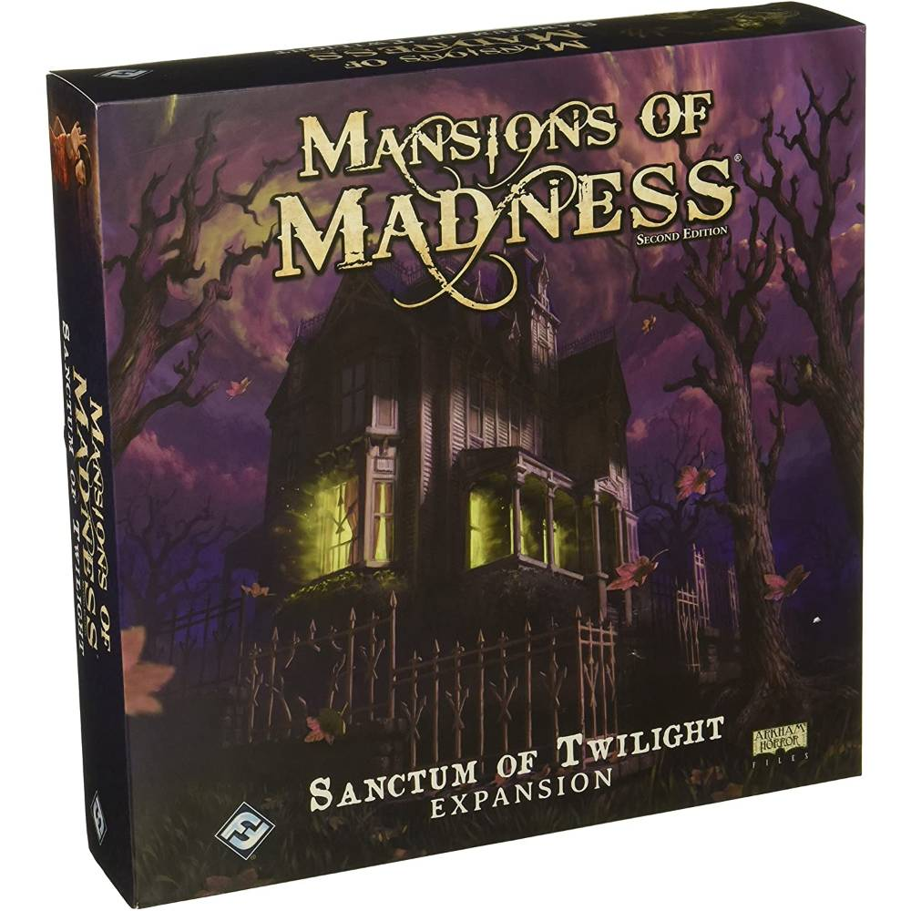 Mansions of Madness Sanctum of Twilight Expansion