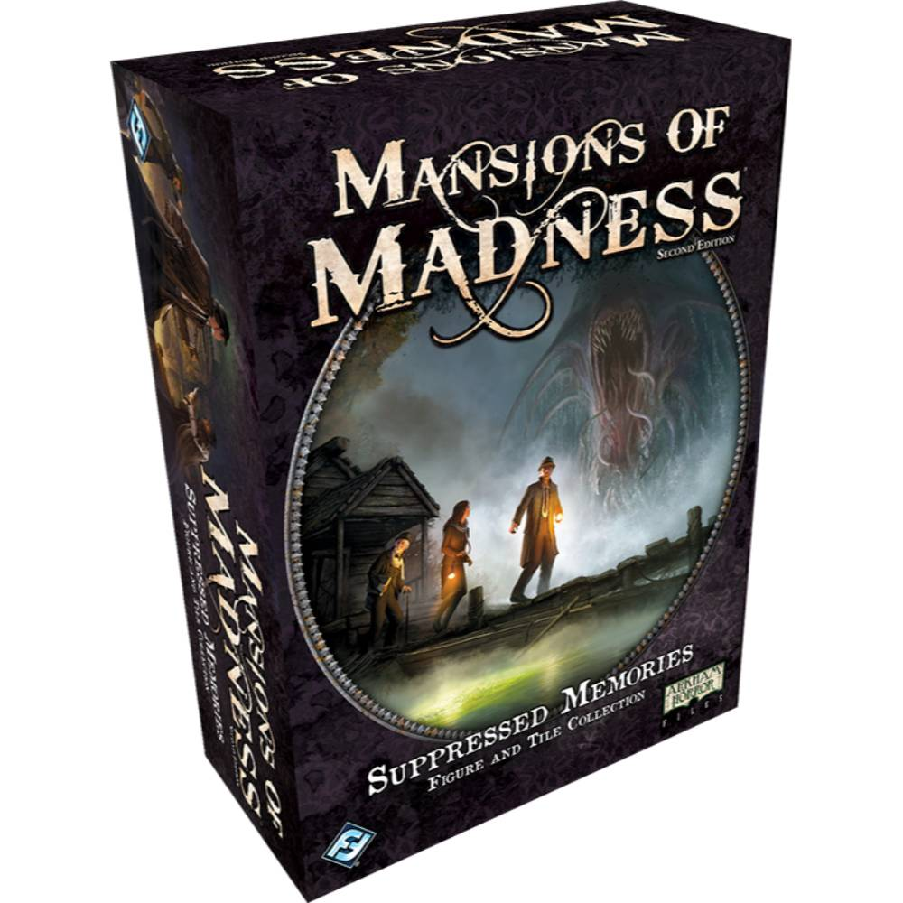 Mansions of Madness Suppressed Memories Expansions