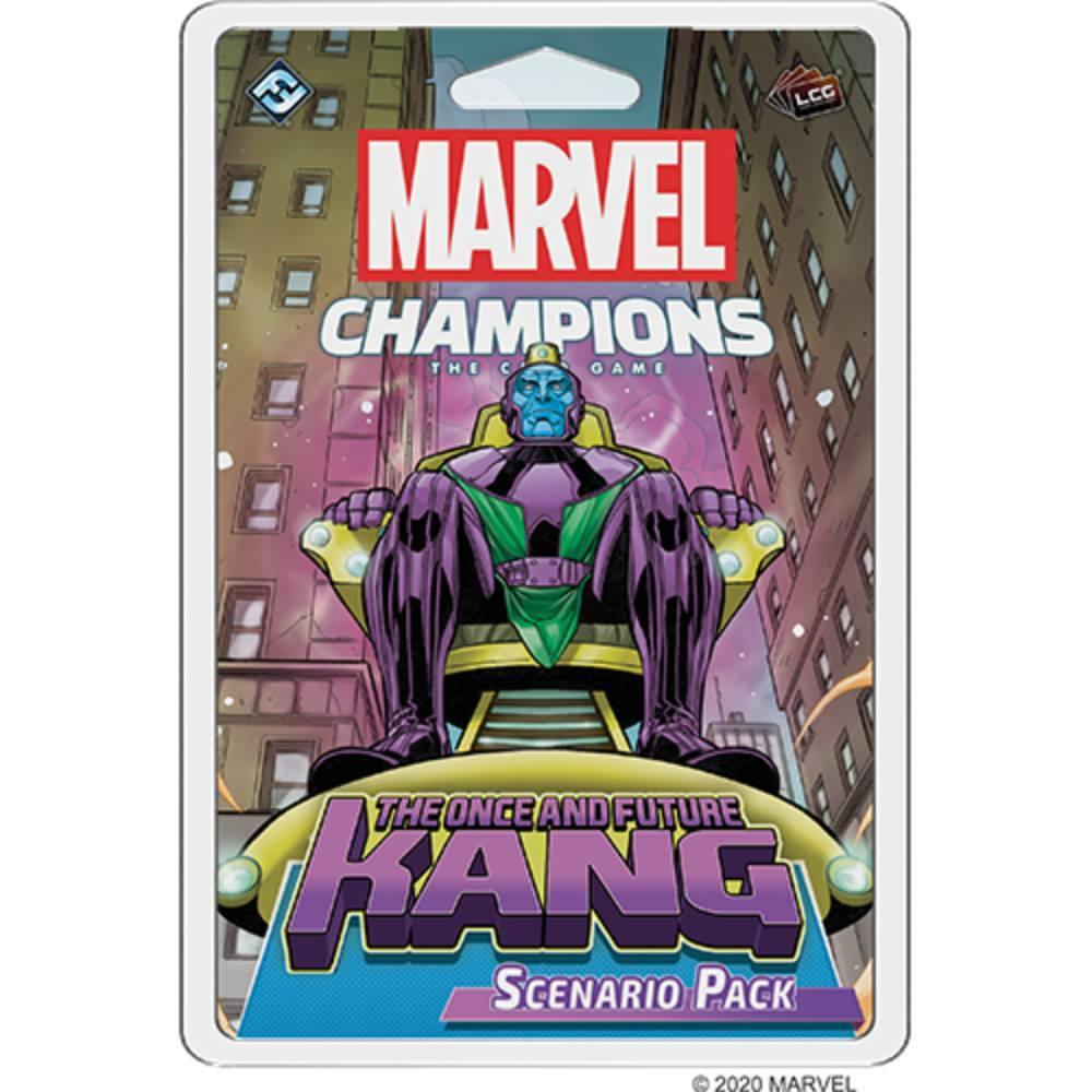 Marvel Champions The Once and Future Kang Scenario Pack