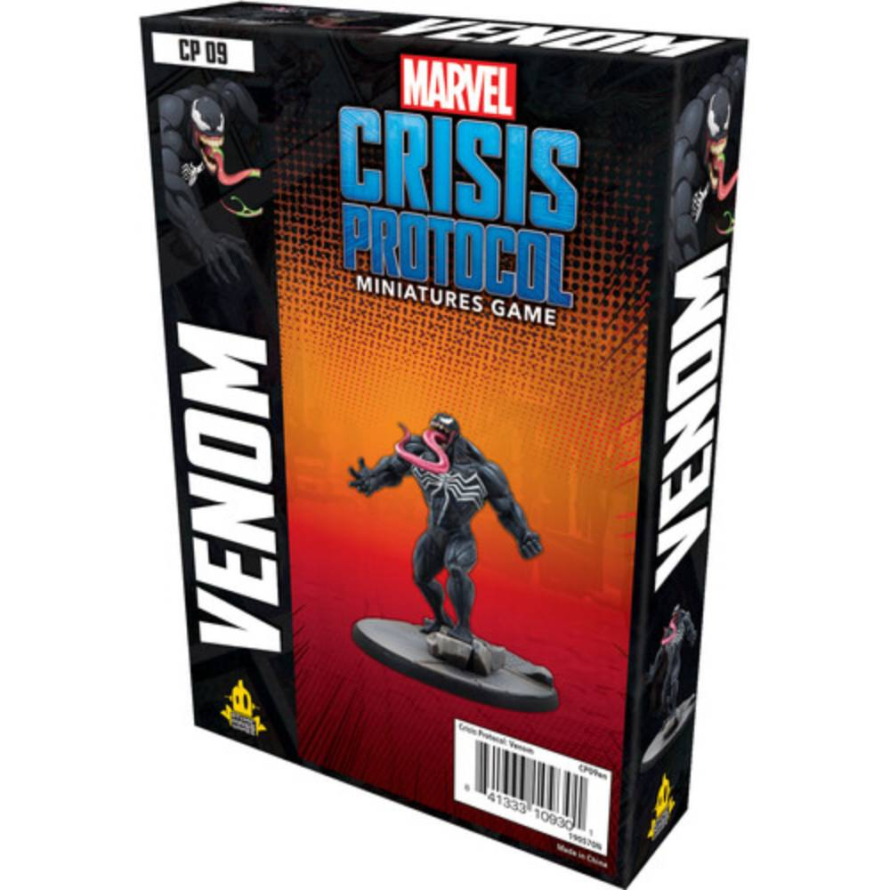 Marvel Crisis Protocol Venom Character Pack