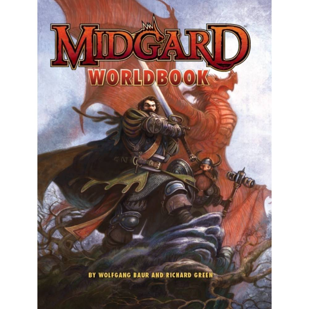 Midgard for 5th Edition Worldbook (Hardcover)