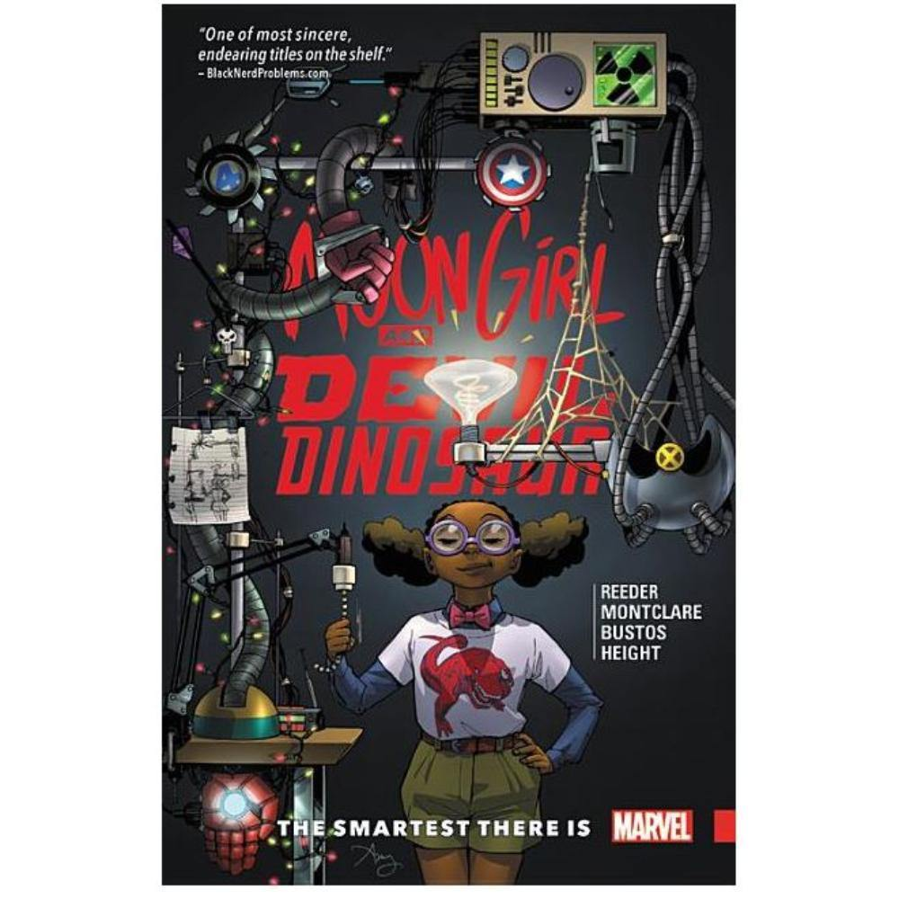 Moon Girl and Devil Dinosaur Volume 3 The Smartest There Is