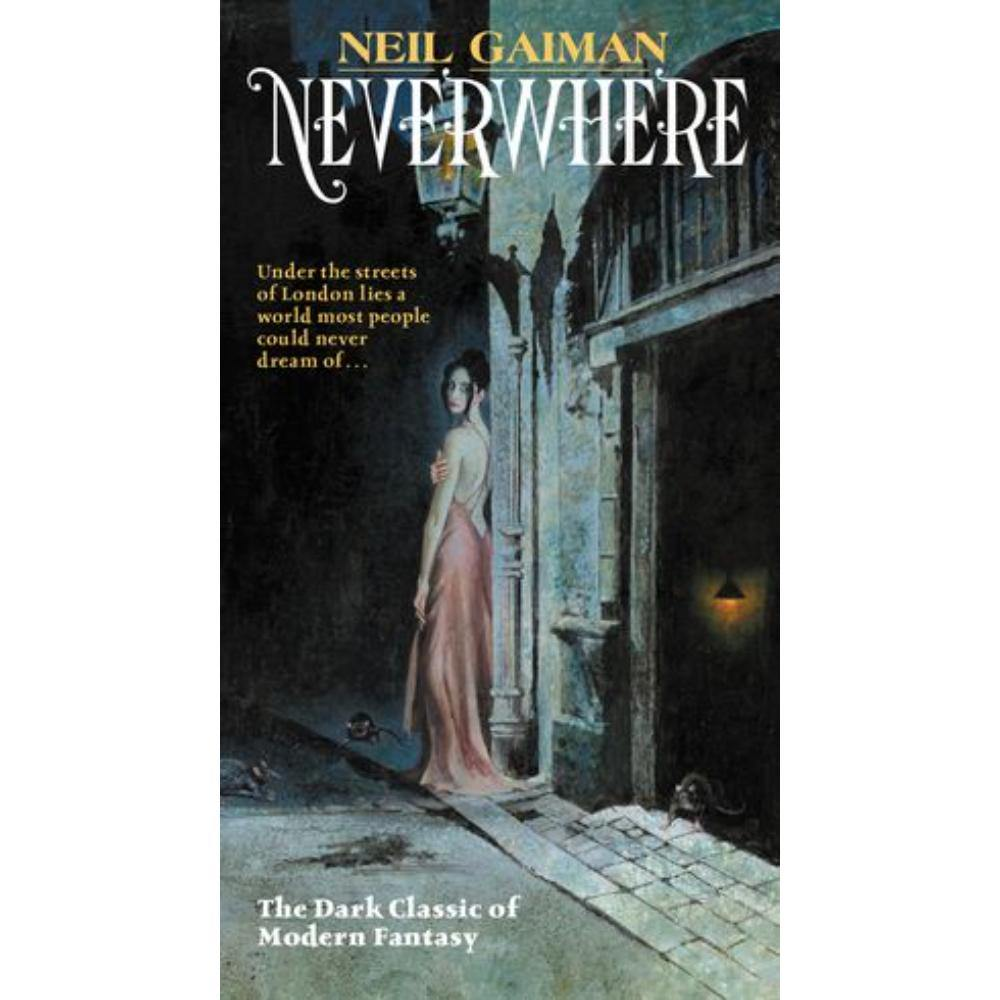 Neverwhere (Paperback) - The Haunted Game Cafe