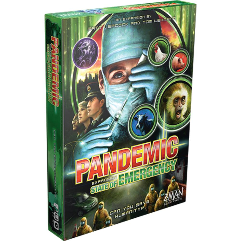 Pandemic State of Emergency Expansion