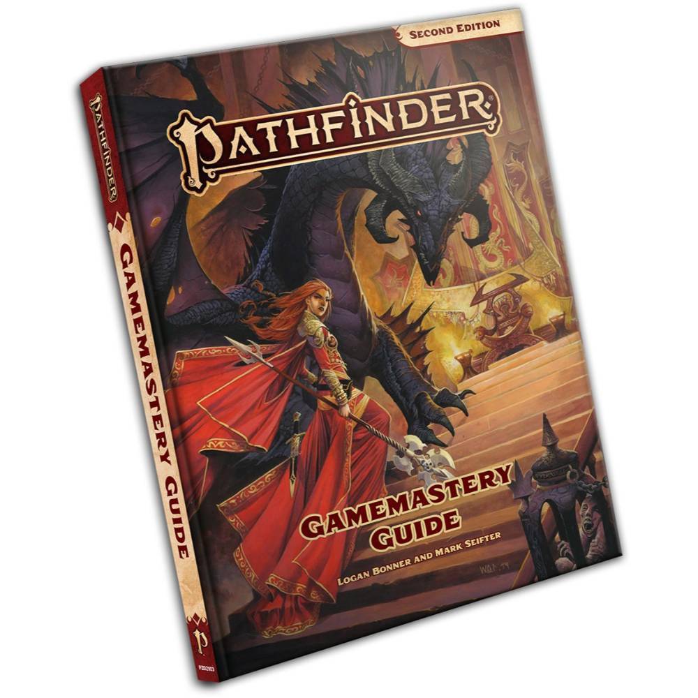 Pathfinder RPG Gamemastery Guide Hardcover