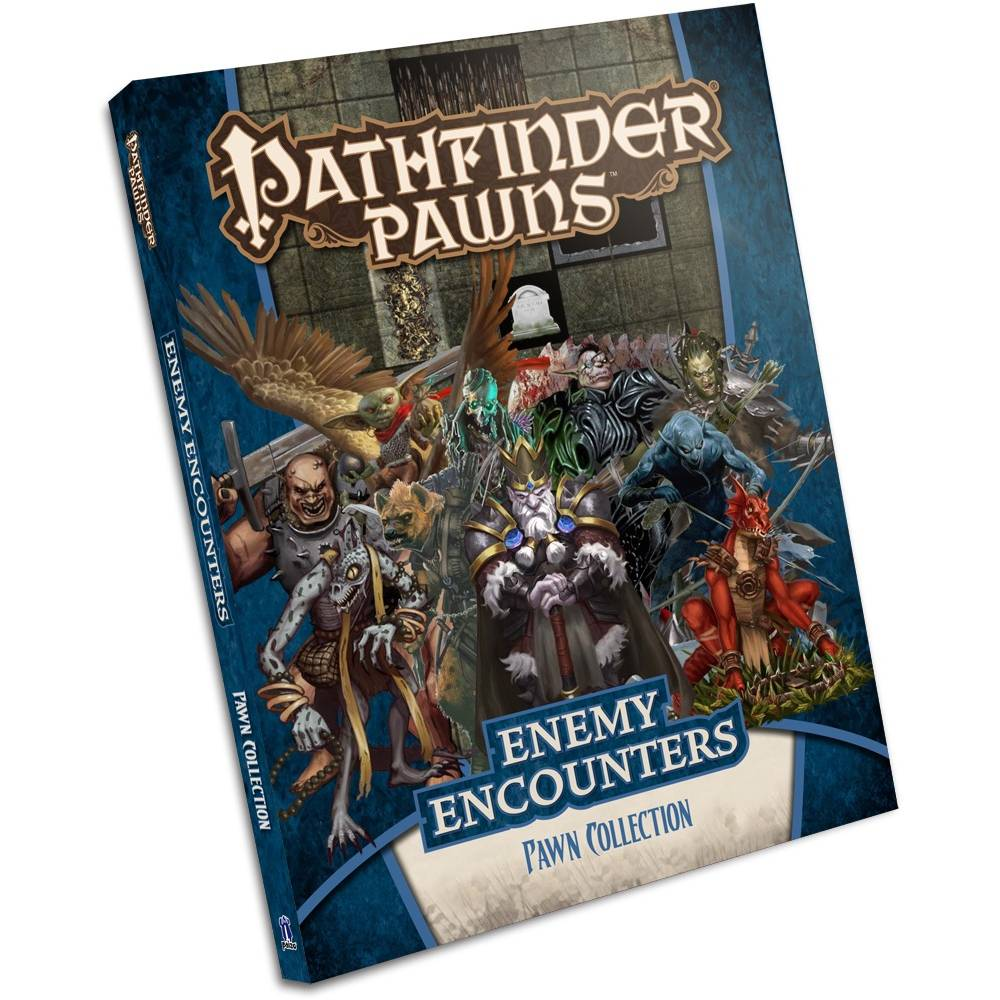 Pathfinder RPG Enemy Encounters Pawn Collection