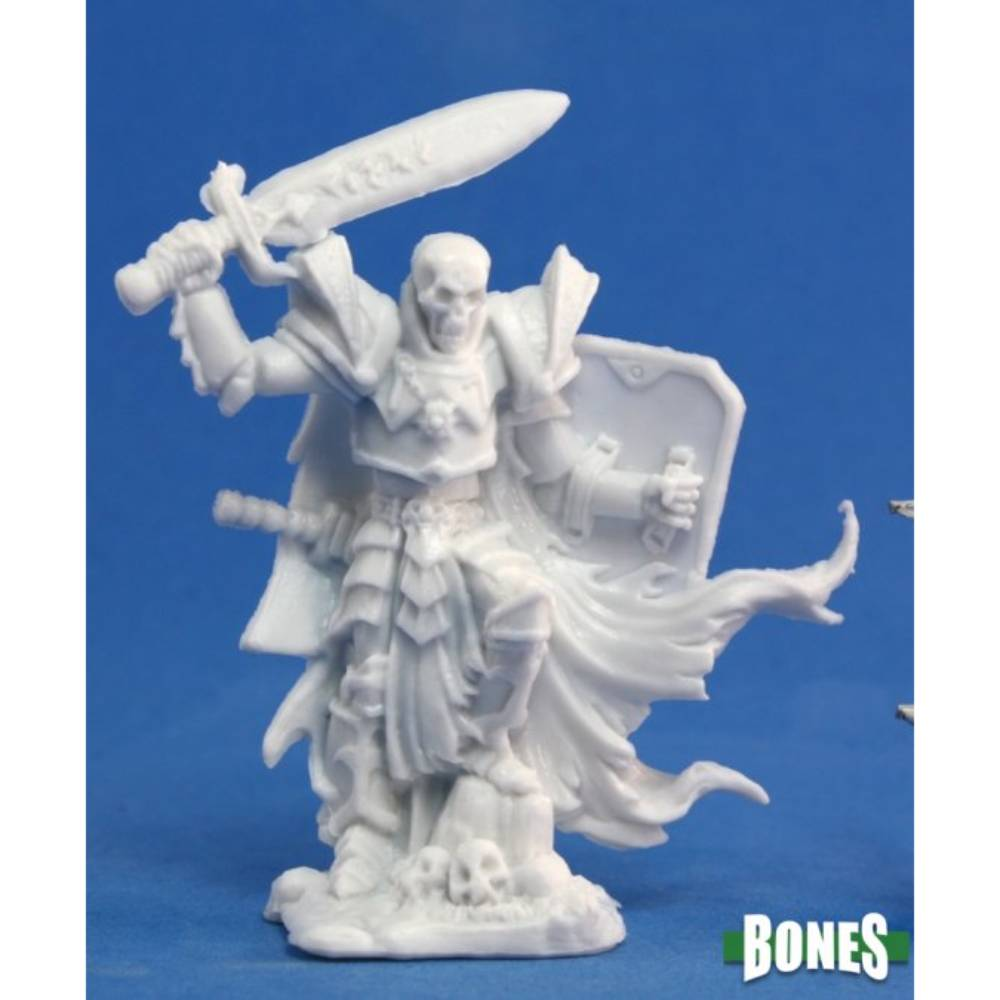 Reaper Dark Heaven: Bones Arrius, Skeletal Warrior
