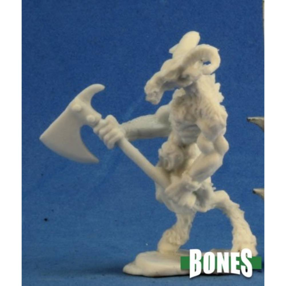 Reaper Dark Heaven: Bones Beastman Warrior (version 1)