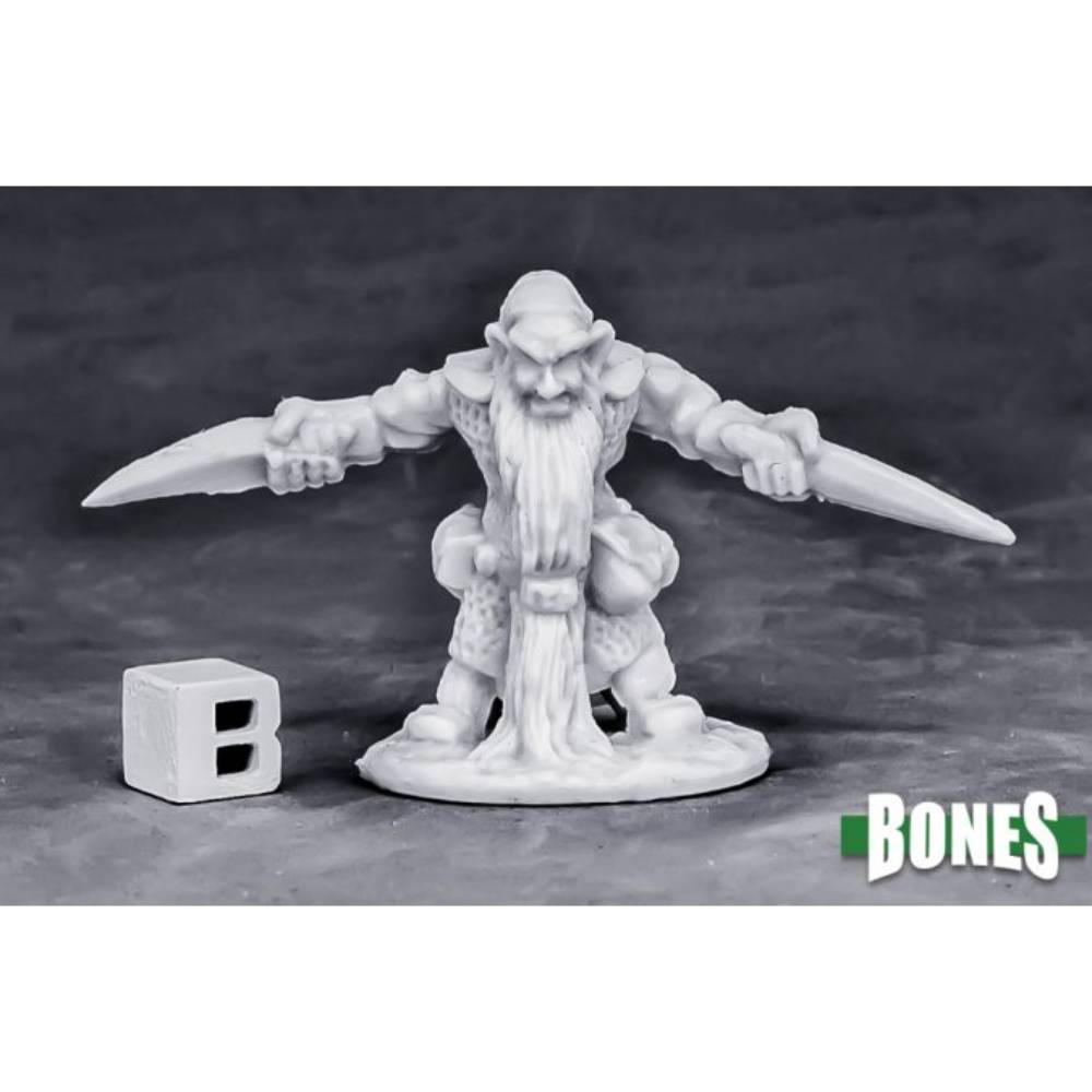Reaper Dark Heaven: Bones Dwarf Royal Weaponmaster