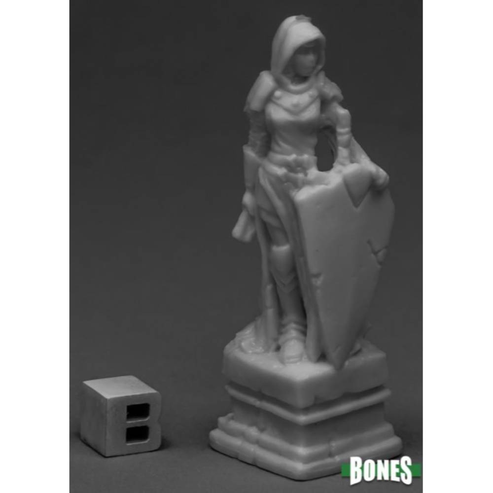 Reaper Dark Heaven: Bones Gravestone of Protection