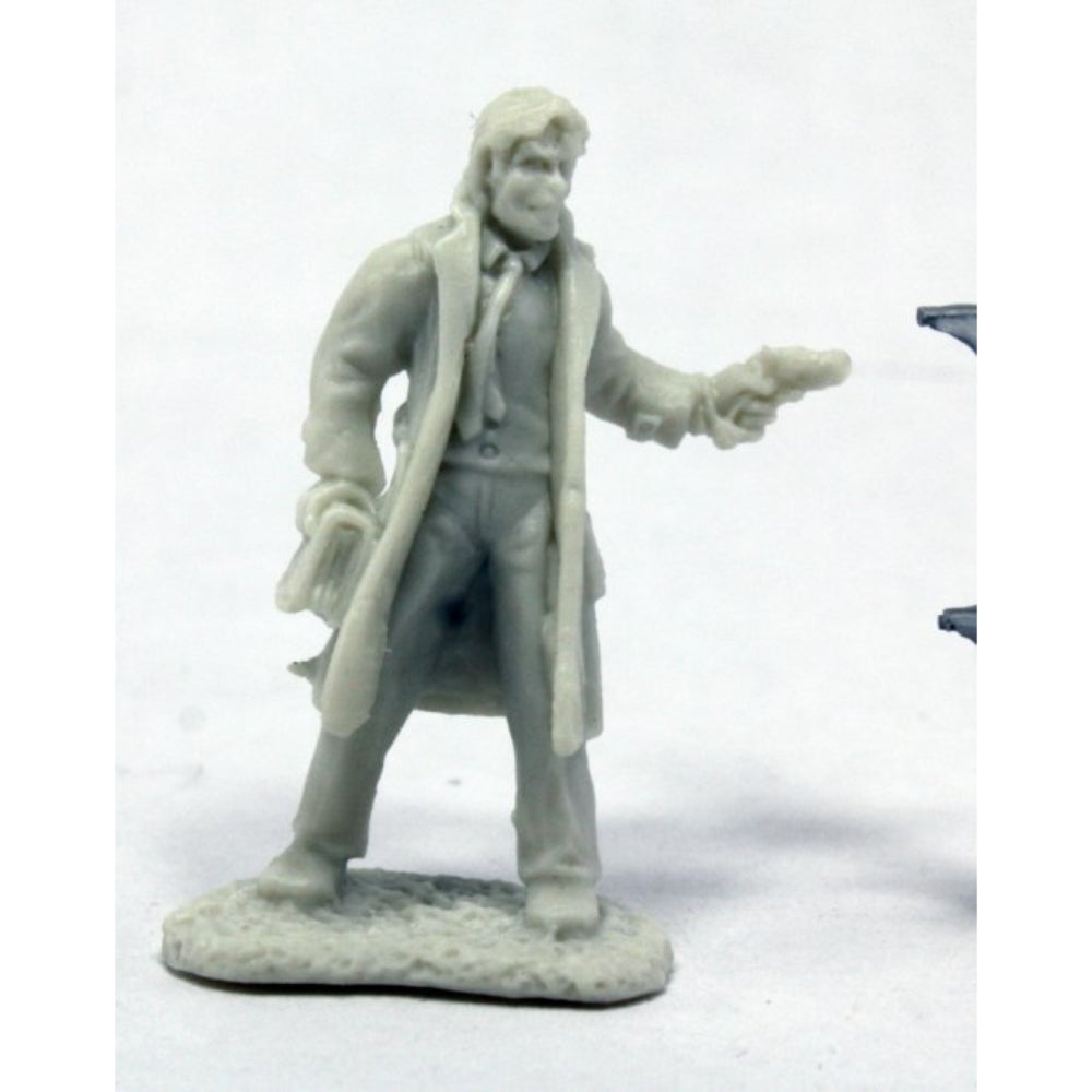 Reaper Savage Worlds: Bones Occult Detective