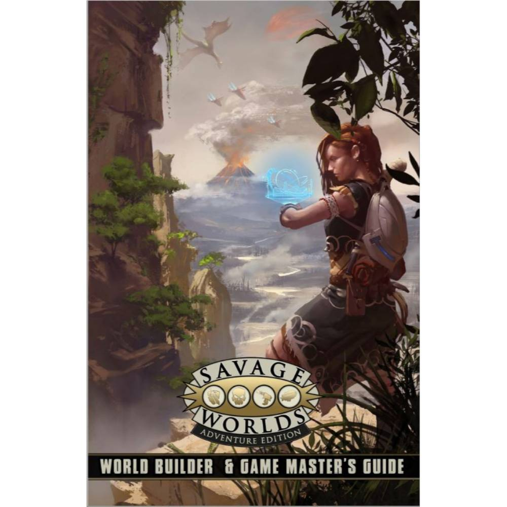 Savage Worlds Adventure Edition World Builder and Game Master's Guide