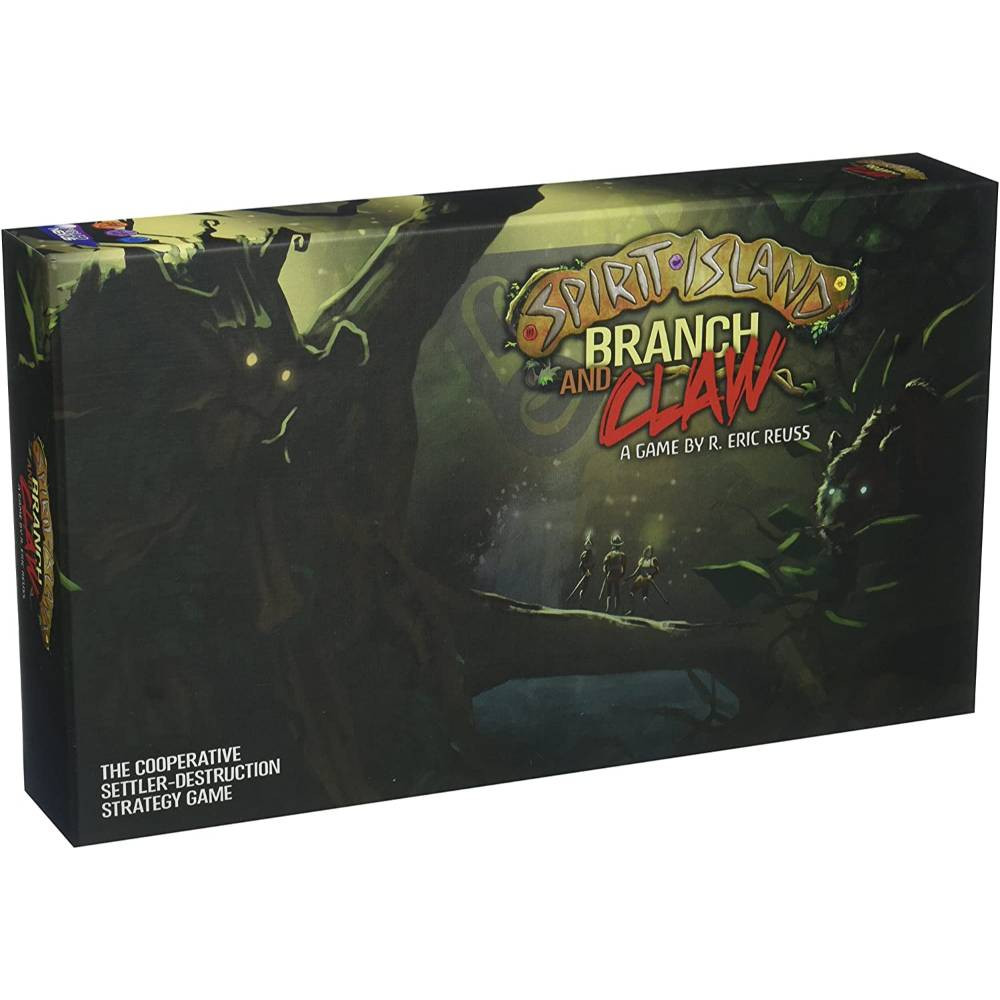 Spirit Island Branch and Claw Expansion