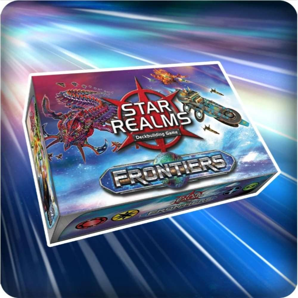 Star Realms Frontiers - The Haunted Game Cafe